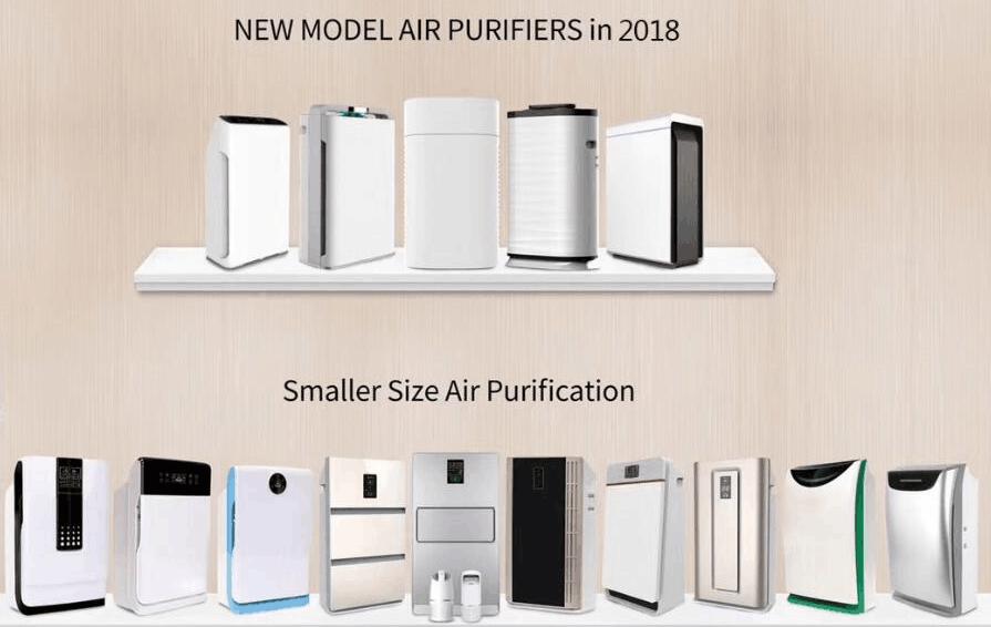 Olansi Air Purifiers