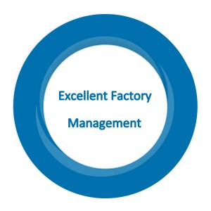 excellent factory management