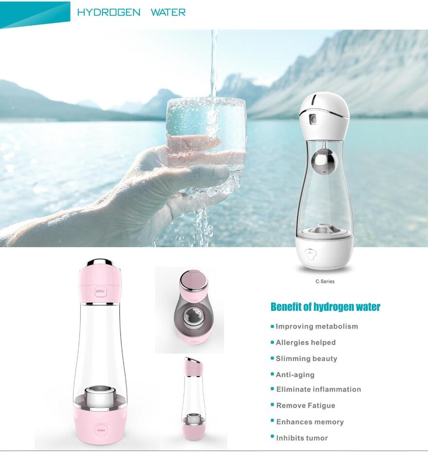 Hydrogen Water Generator Japan Olansi Healthcare Co