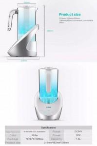 OLS-H3 hydrogen water machine