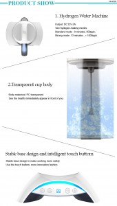 Hydrogen Water Machine 2