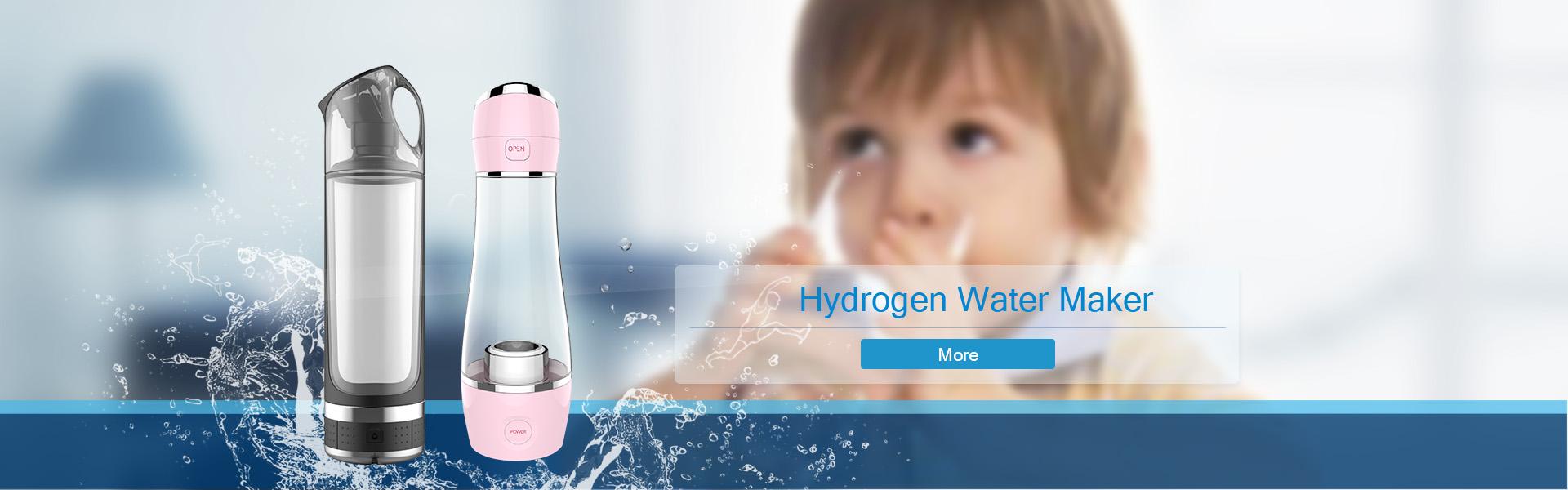 hydrogen water maker banner