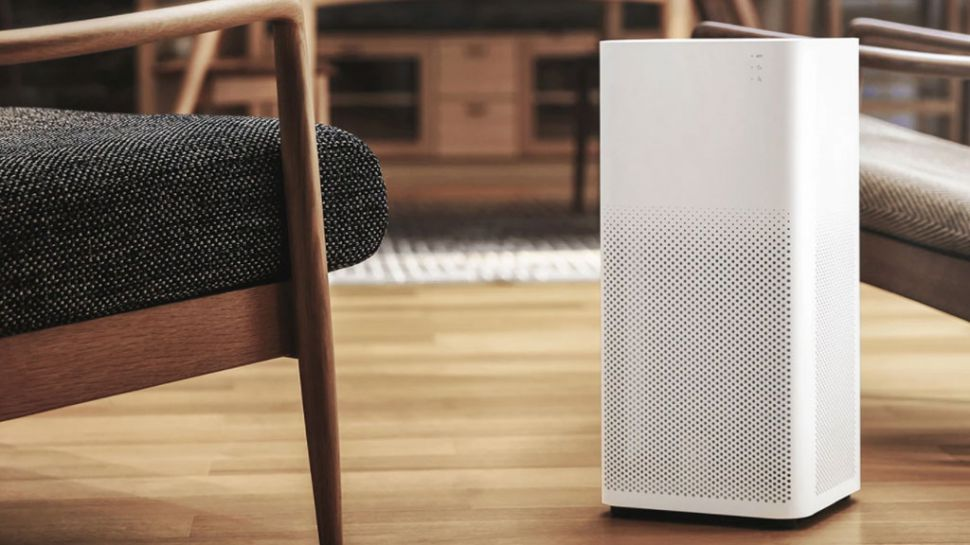 Xiao mi air purifier