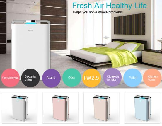 Olansi Air Purifier 1