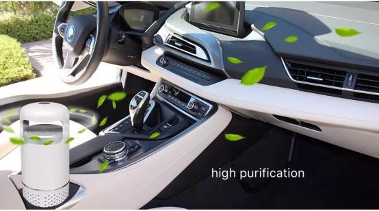 Car air purifeir review