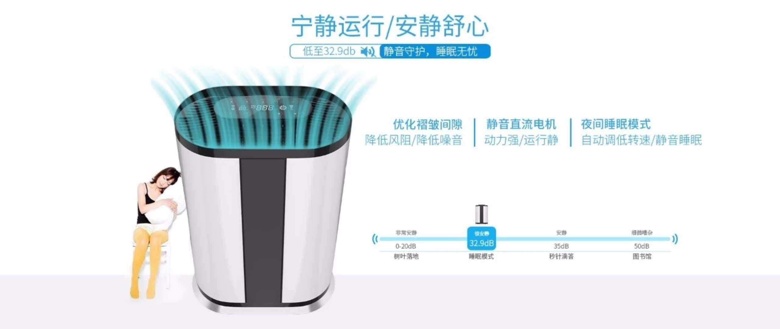 olansi k09 air purifier