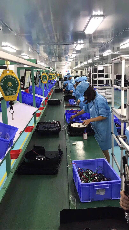 Air Purifier Production Line 1