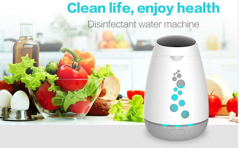 olansi disinfectant water generator