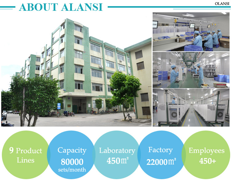 Olansi factory 1