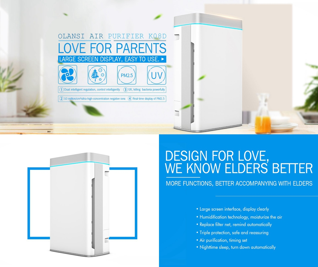 China Air Purifier Manufacturer