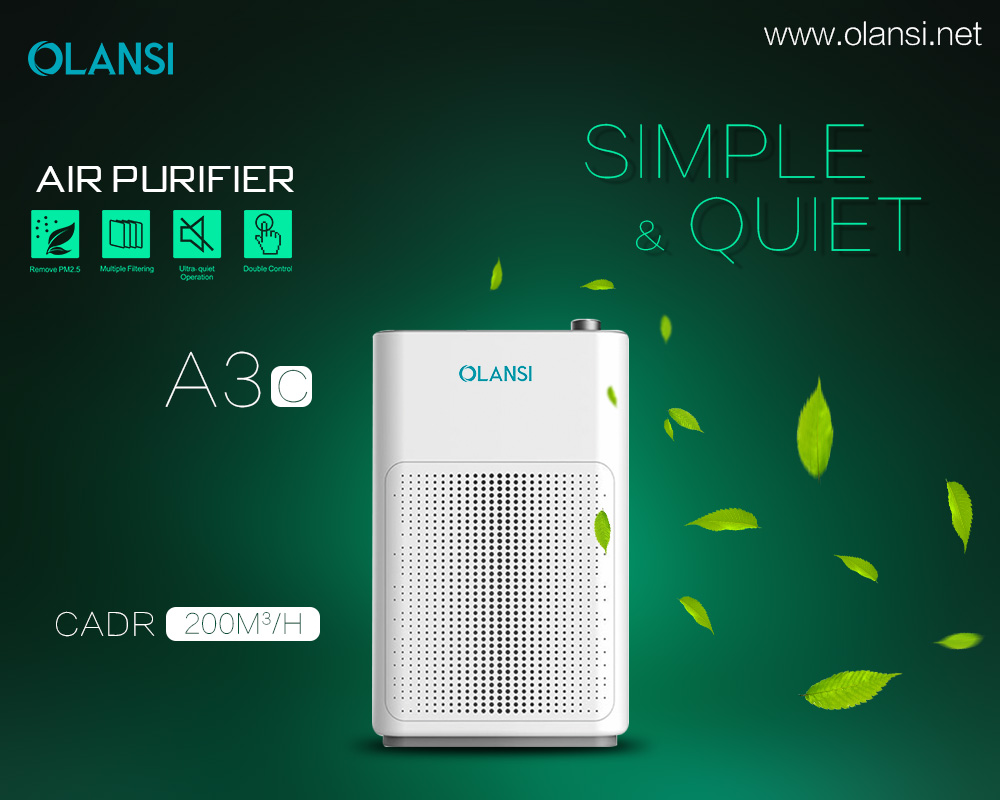 olansi A3C21 air purifier