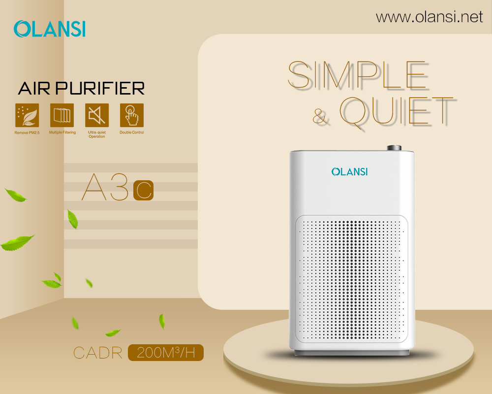 Olansi A3C Air Purifier