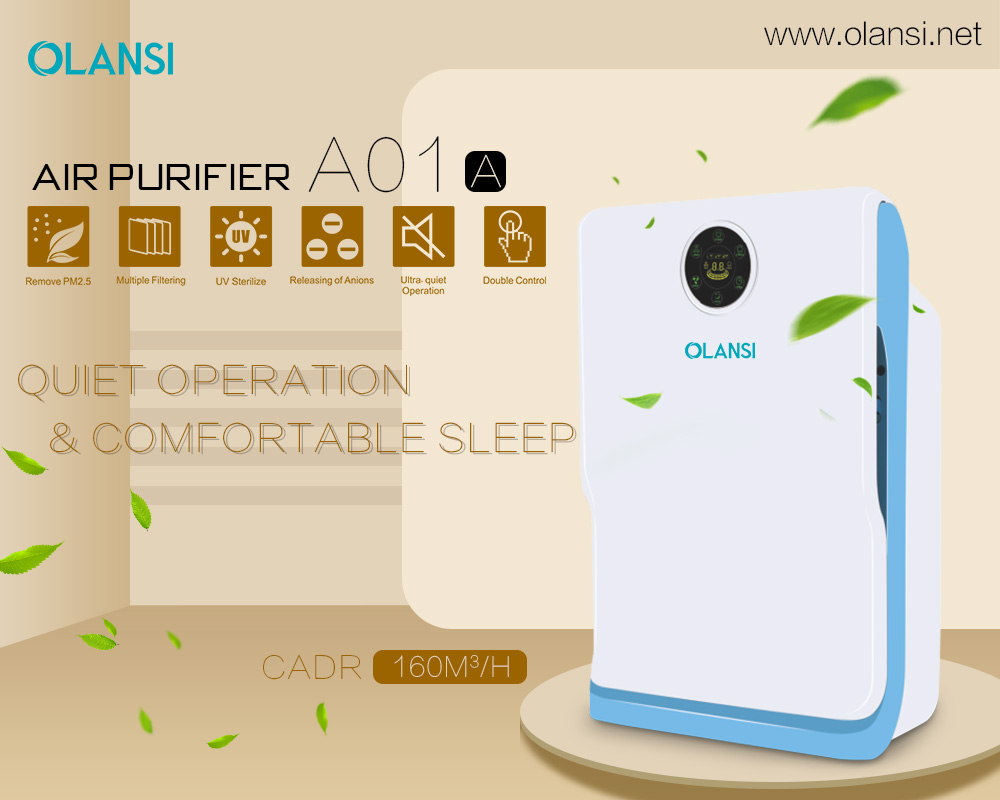Olansi K01A Air Purifier