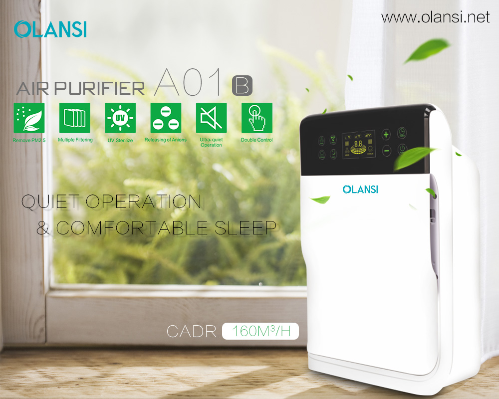 Olansi K01B Air Purifier