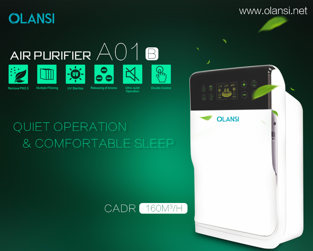 olansi K01B air purifier 2