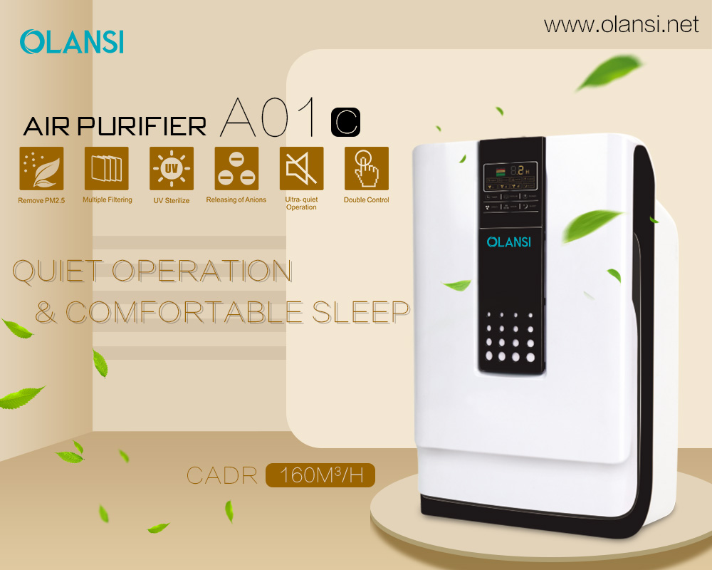 Olansi K01C Air Purifier