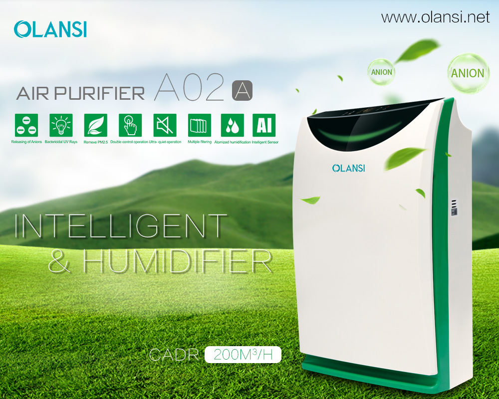 Olansi K02A Air Purifier