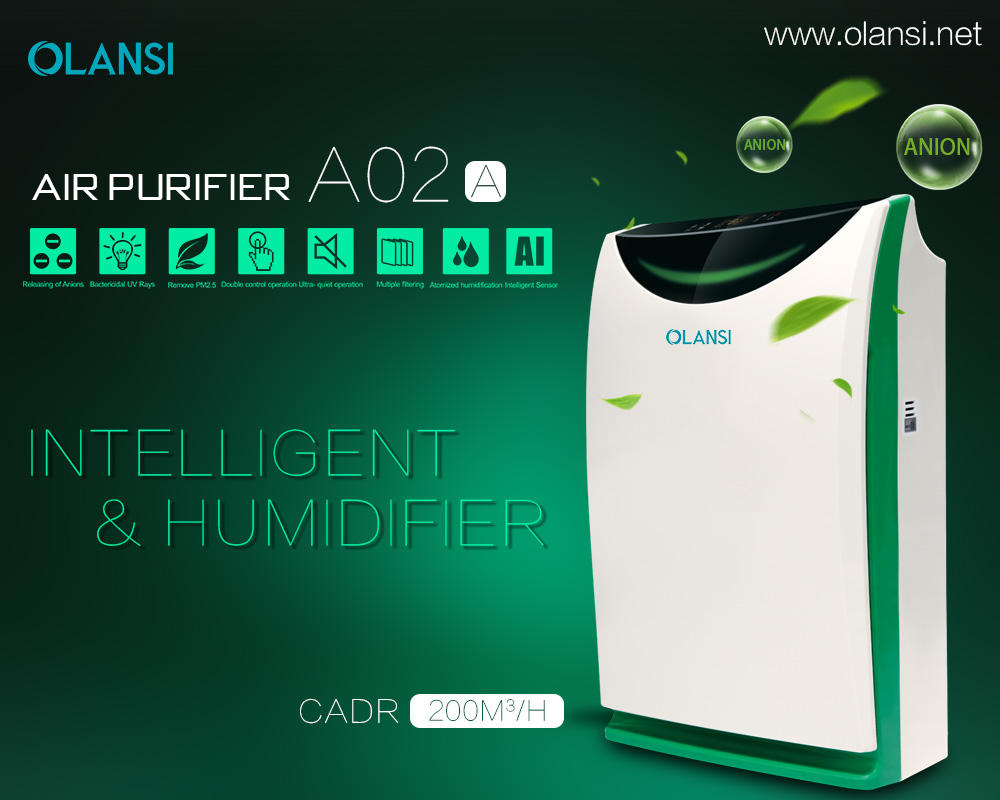 Olansi K02A2 air purifier