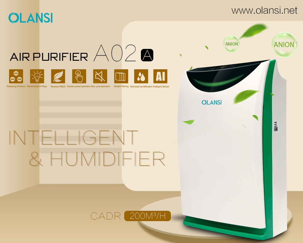 Olansi K02A Air Purifier