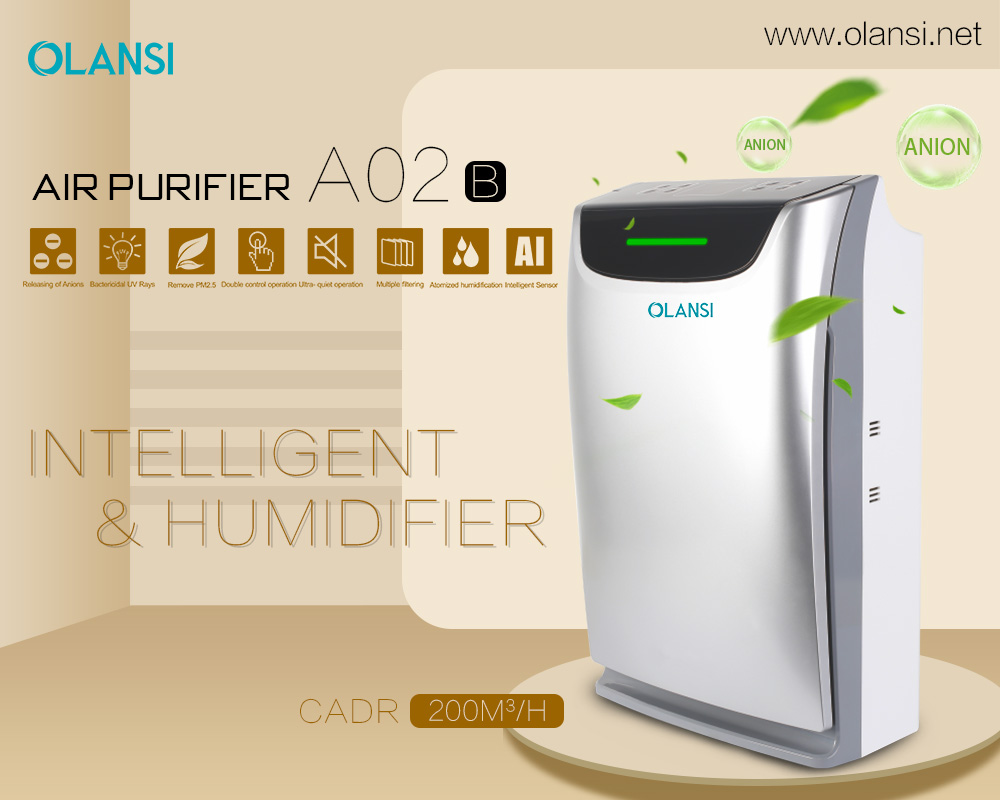 Olansi K02B Air Purifier