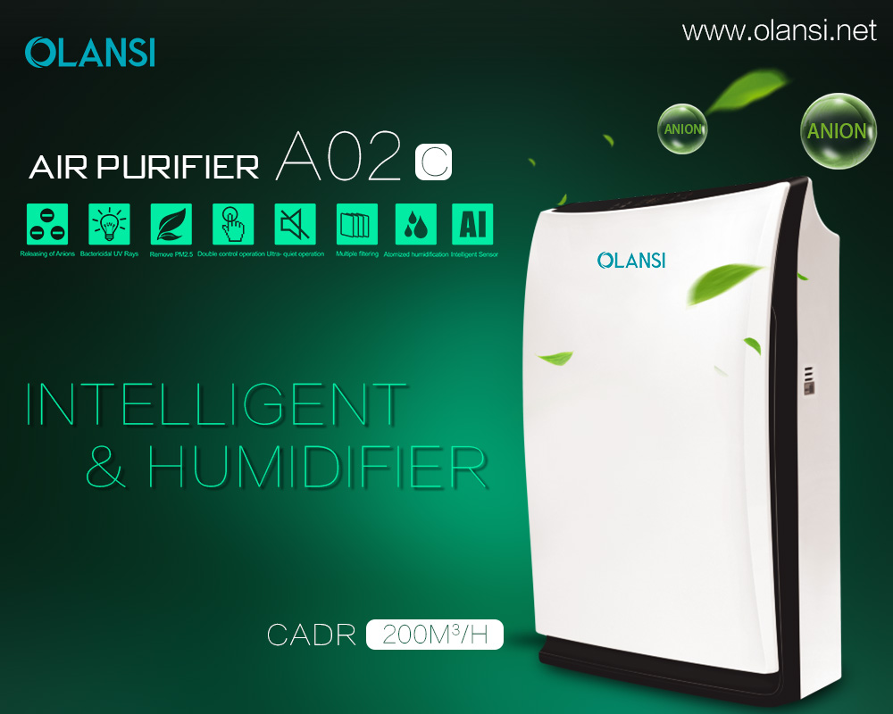olansi K02C2 air purifier