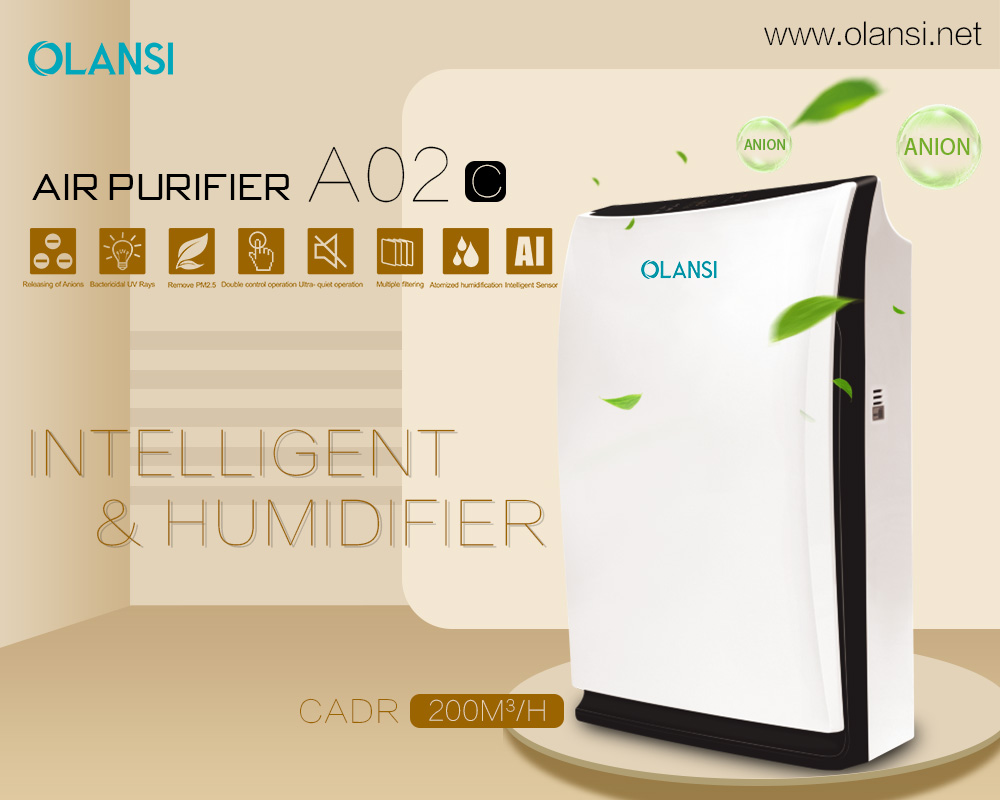 Olansi K02C Air Purifier