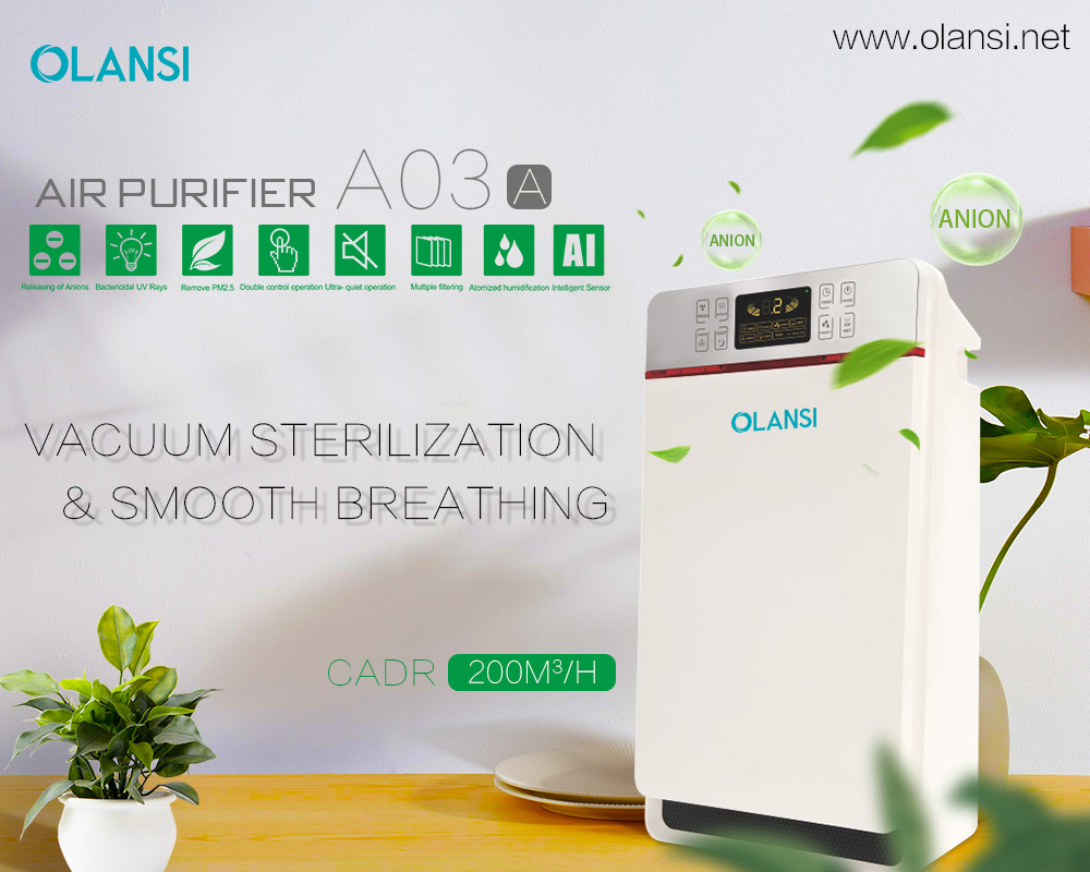 Olansi K03A Air Purifier