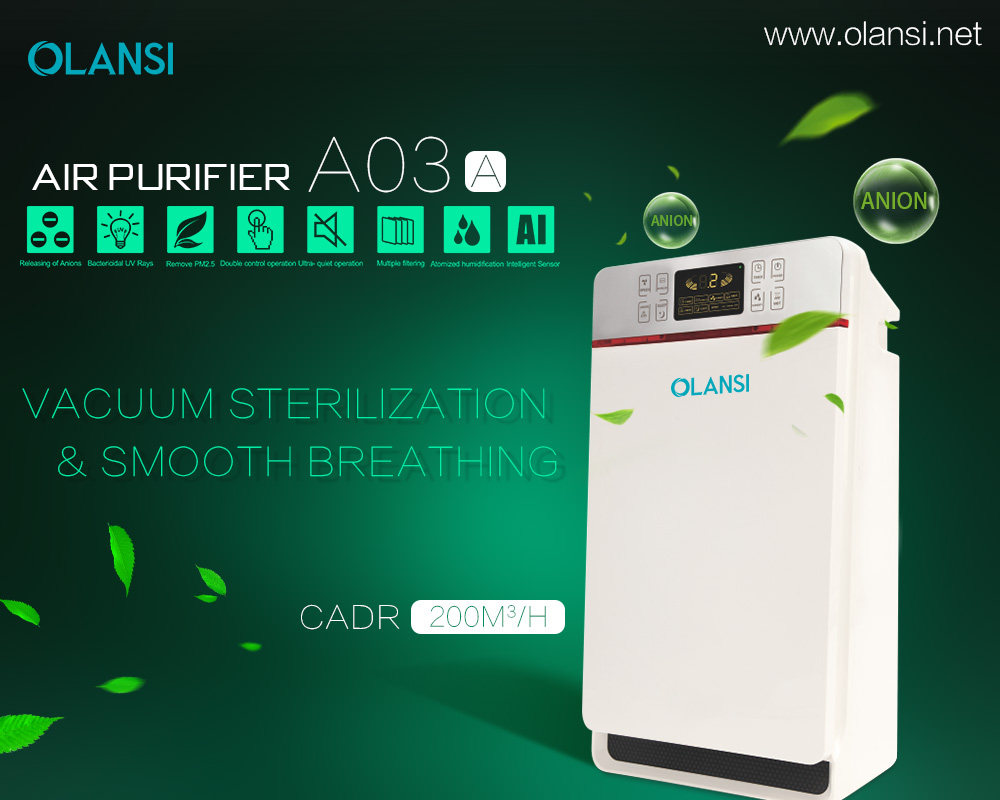 OlansiK03A Air Purifier