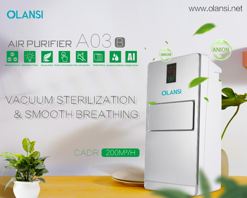Olansi K03B air purifier