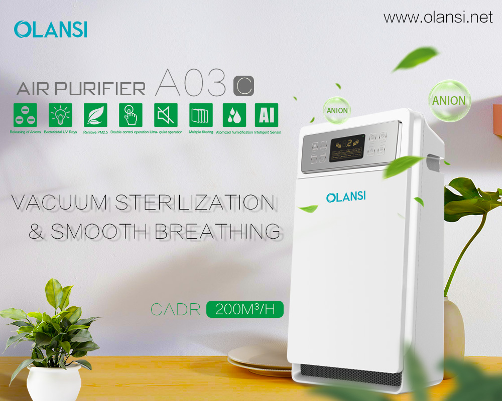Olansi K03C Air Purifier