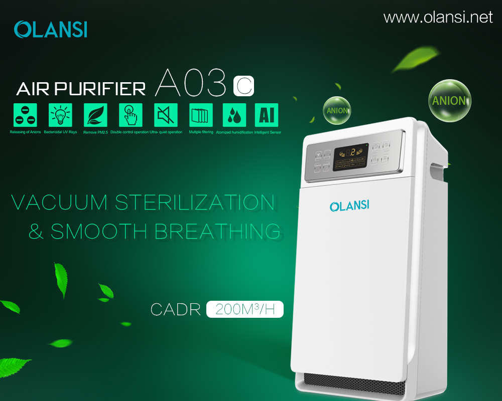 olansi K03C2 air purifier
