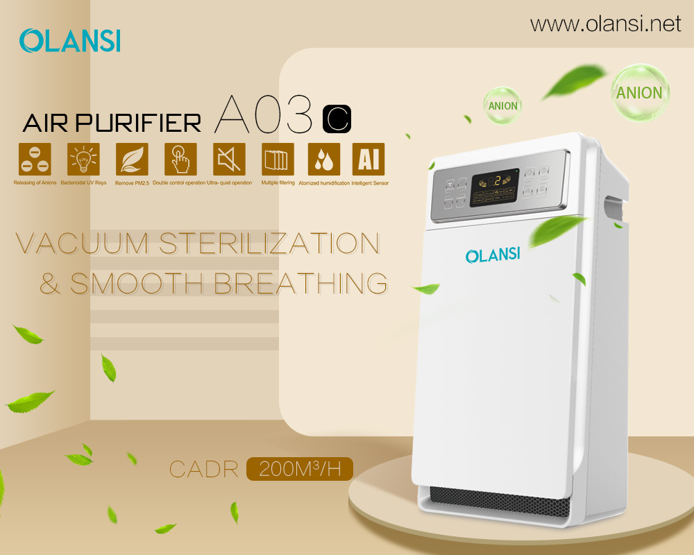 olansi K03C3 air purifier supplier