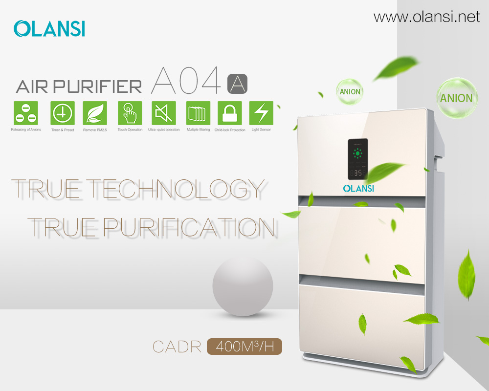 Olansi K04A Air Purifier