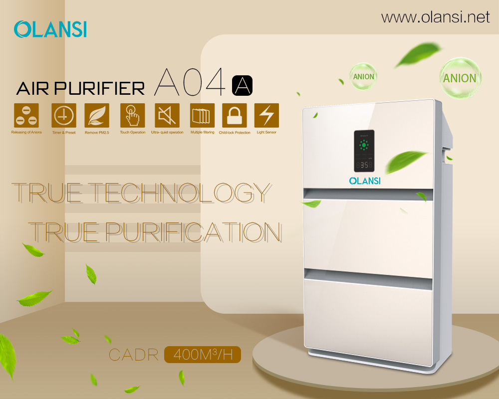 olansi K04A3 air purifier