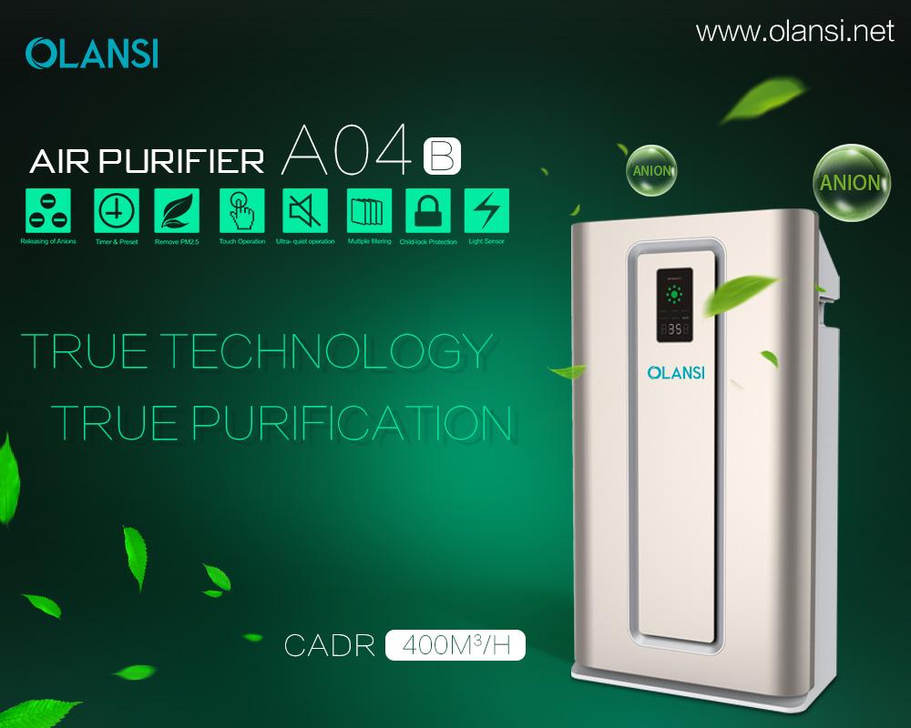 olansi K04B2 air purifiers