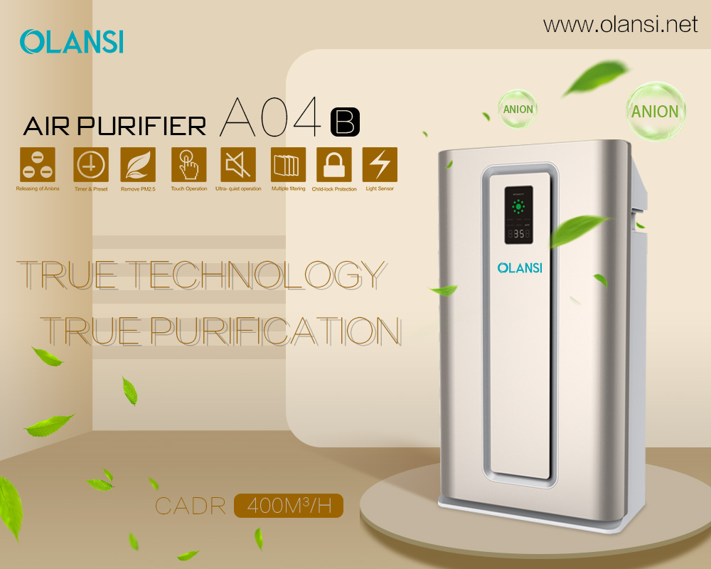 Olansi K04B air purifier