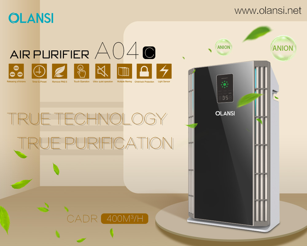 Olansi K04C Air Purifier