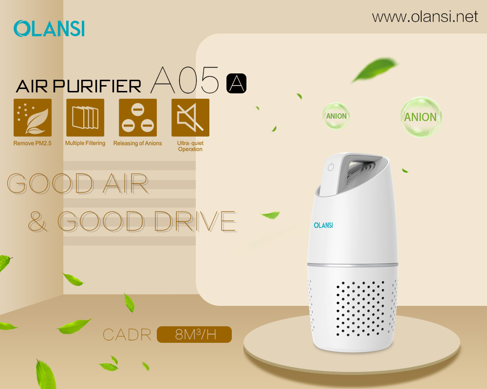 Olansi K05A Car Air Purifier