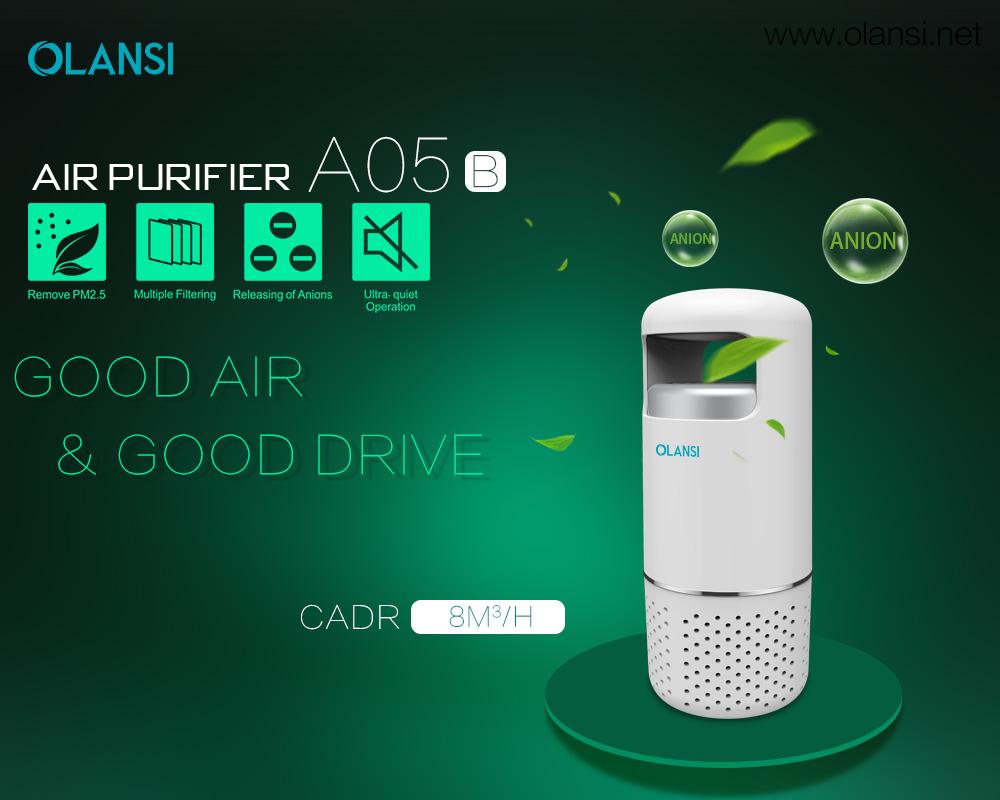 olansi K05B2 air purifiers