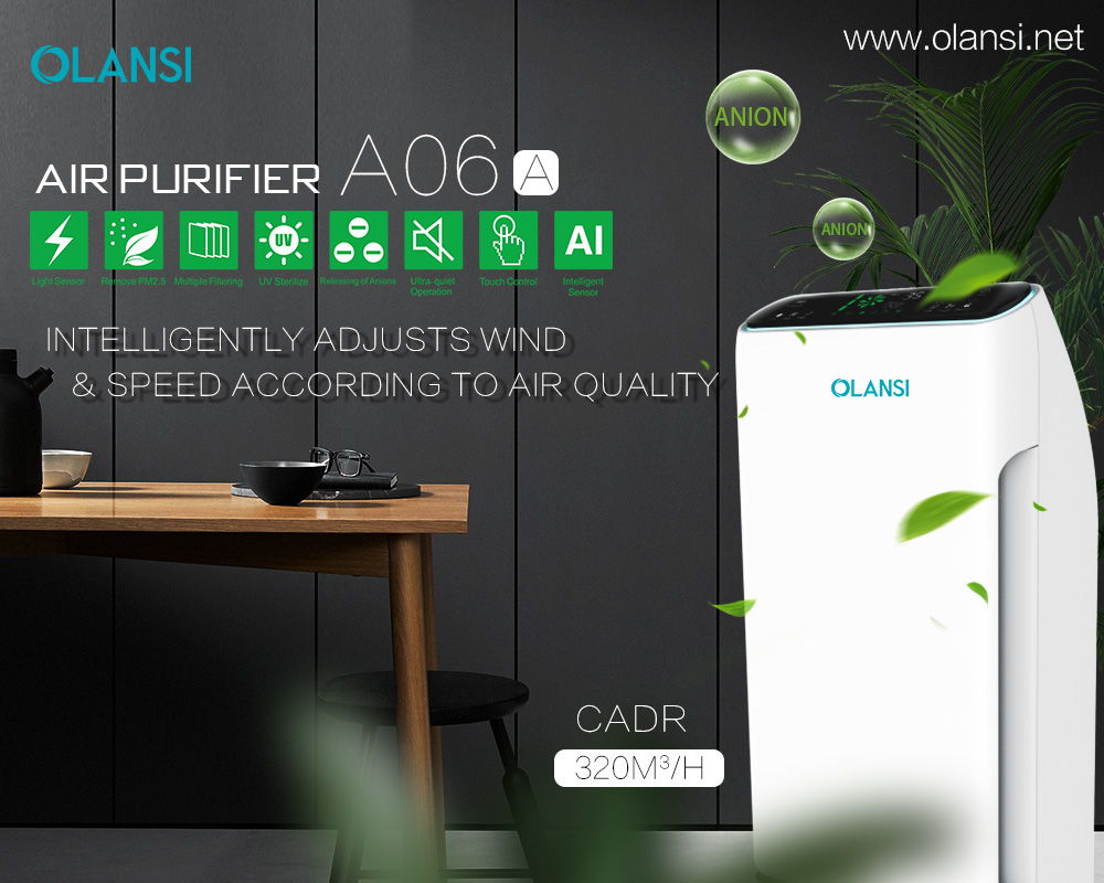 Olansi K06A Air Purifier