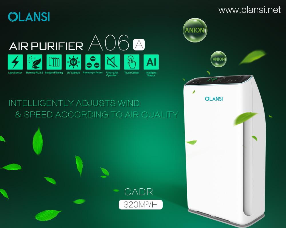 olansi K06A2 air purifiers