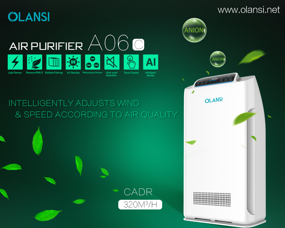 Olansi K06C air purifier