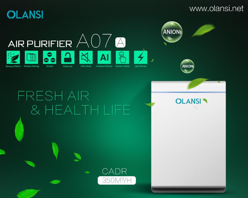 Olansi K07 Air Purifier