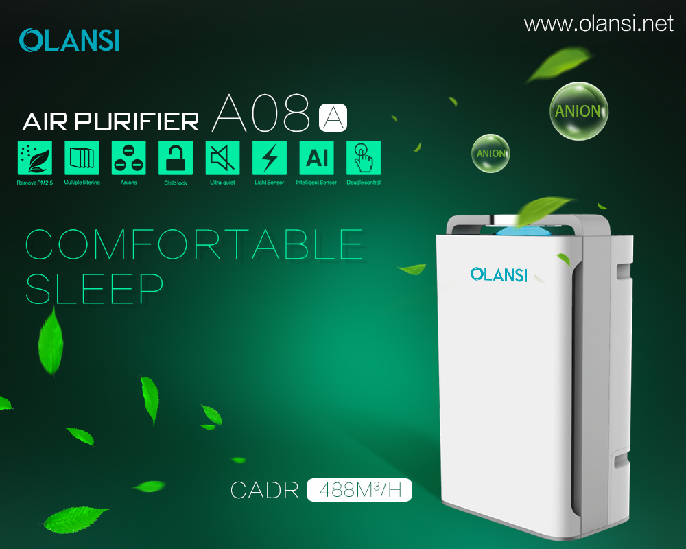 Olansi K08A Air Purifier