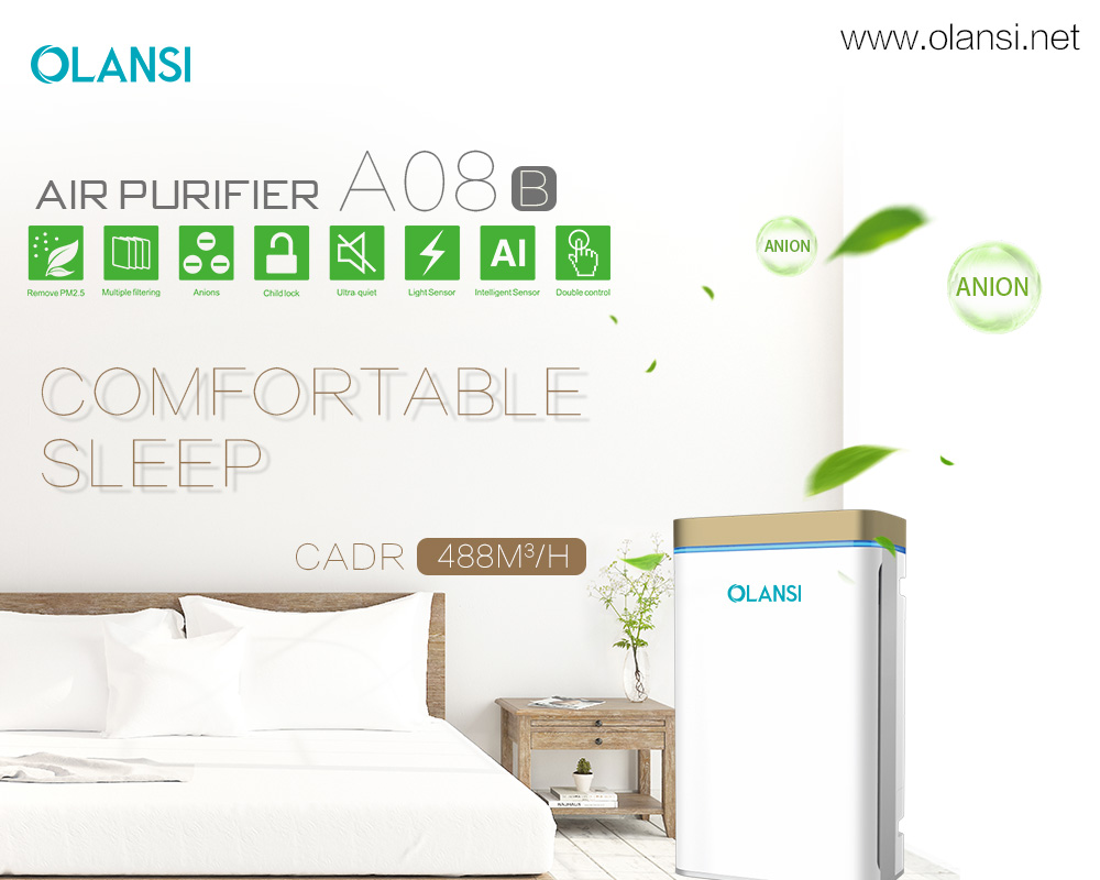 Olansi K08B Air Purifier