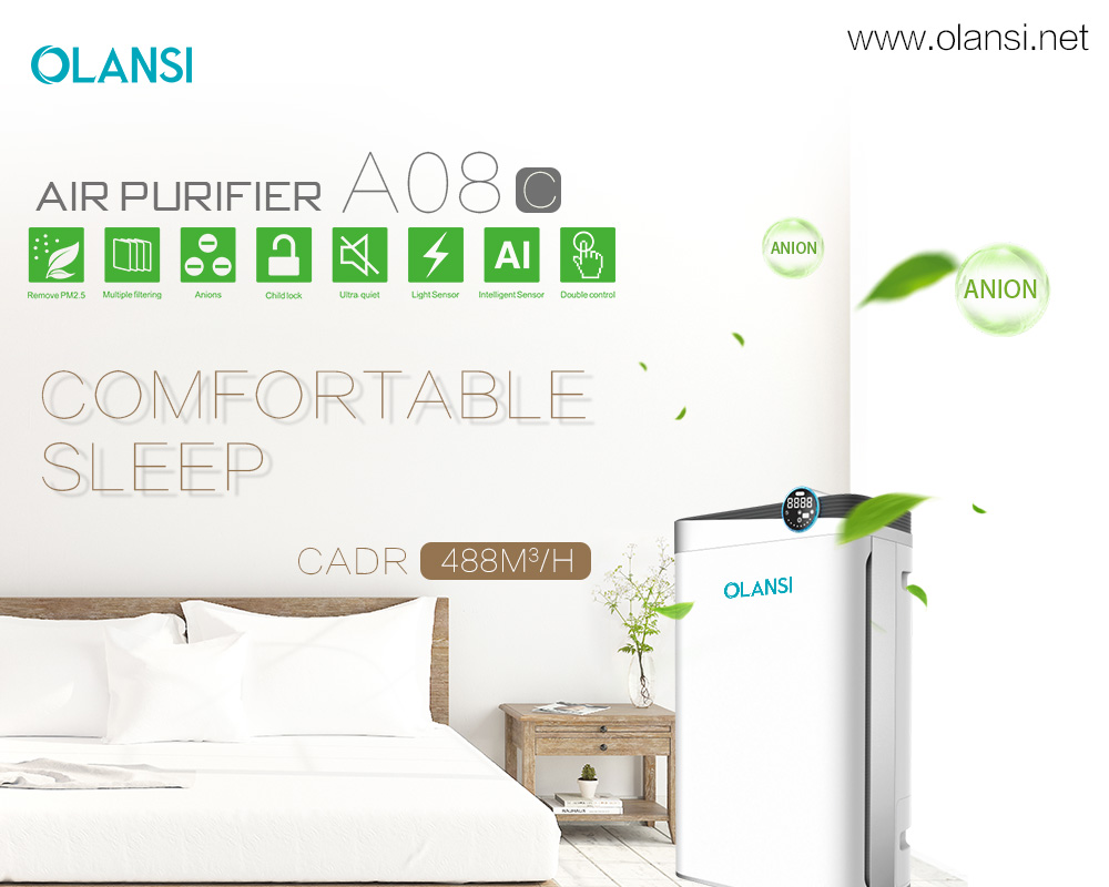 Olansi K08C Air Purifier