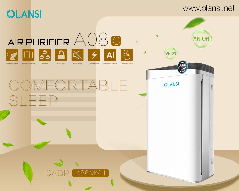 Olansi K08C Air Purifier