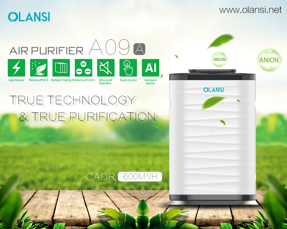 Olansi K09A Air Purifier