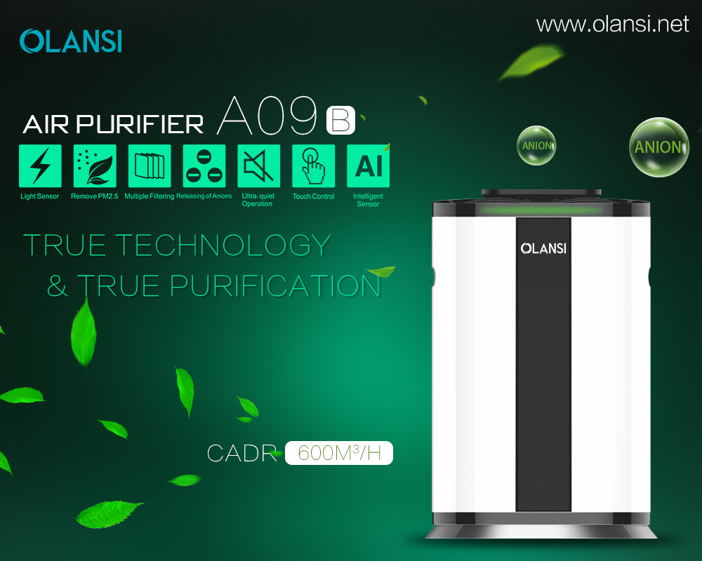 Olansi K09B Air Purifier