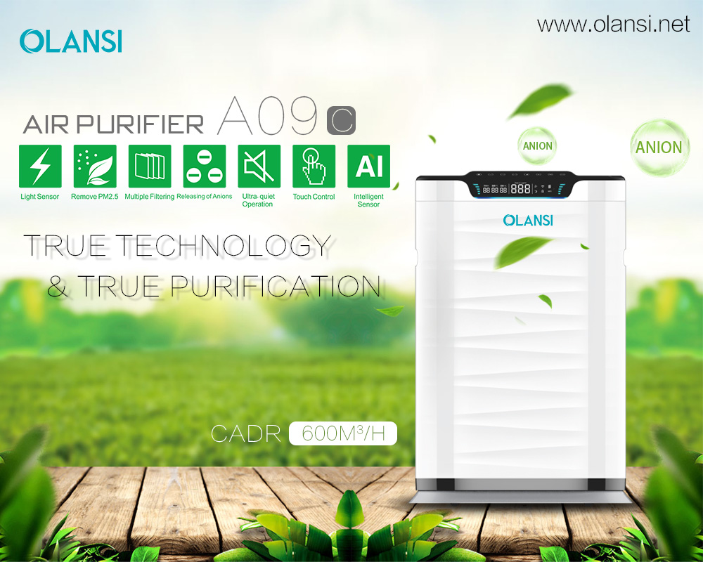 Olansi K09C air purifier